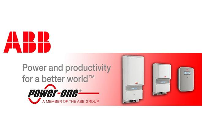 ABB Power One Invertori